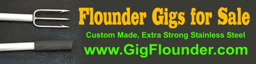 for the very best flounder gigs made....visit our website...!